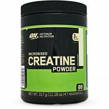 Optimum Nutrition Creatine Powder (Creatine) 317g, SHIPPING WORLDWIDE + FREE WINGS