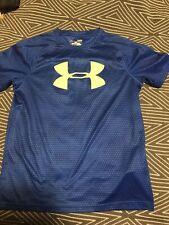 Under Armour Heat Gear Shirt Size YLG