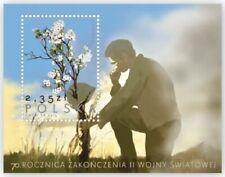Poland / Polen 2015 - Mi MS 237** 70th Anniversary of the end of World War II