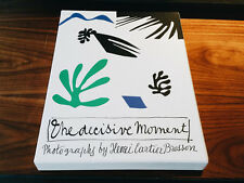 NEW - The Decisive Moment Photography by Henri Cartier Bresson (SLP-HC) 2015