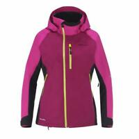 Ski-Doo Ladies Helium 30 Snowmobile Jacket Wine 440783