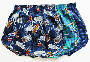 3pcs 100% Boys Boxers in Cute Prints Husky size S Age 5-6 buy two get one free