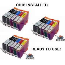 15 Reman ink HP 564 XL Photosmart B8550 C6340 D7560 C309a C410b