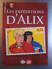 MARTIN : Les Expéditions d'Alix - Album CBBD janvier 2007 - 80 p - neuf