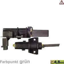Motorkohlen Paar Kpl. Waschmaschine 00151614 CESET Bosch Whirlpool 481931088529