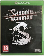 Shadow Warrior - Jeu Xbox One - PAL UK