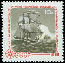 Scott # 3109 - 1965 - ' Sailing Ships Vostok & Mirni '