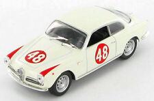 Alfa Romeo Giulietta Sprint Veloce Vito Coco SS Gambarie 1960 1:43