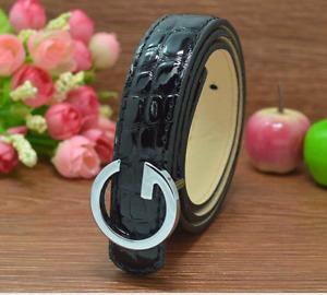 2021 Fashion boy girl PU kids belt kids clothing accessories baby belt 80cm