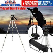 Professional Camera Tripod Stand Holder Mount for iPhone/Samsung Cell Phone USA
