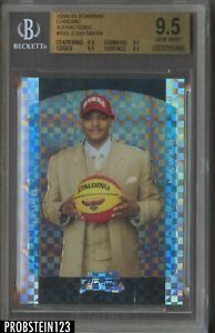 2004-05 Bowman Chrome XFractor Josh Smith Atlanta Hawks RC Rookie /150 BGS 9.5