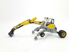 Menzi Muck A91 Wheeled Excavator Limited Edition 1 50 Model Ros00181 Ros