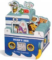 Noah's Ark, Hardcover by Lippman, Peter, Brand New, Free shipping in the US