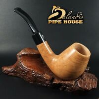 Grandios H.WOROBIEC No 78 SUPER BOWL Nature ORIGINAL Pfeife Tabakpfeife BRUYERE