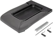 DORMAN 924-811 NEW Console Lid Repair Kit Dark Gray for Chevy GMC Split Bench