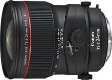 Canon Teiruto Shift Lens Ts-E24Mm F3.5L Ii Full-Size Corresponding