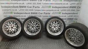 "BMW 8 SERIES E31 18"" Alloy Wheels Set Deep Dish Staggered Alloys (bbs rep)"