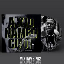 Kid Cudi - A Kid Named Cudi Mixtape (Full Artwork CD Art/Front/Back Cover)