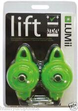 Lumii lift corde cliquets cintres pour grow light réflecteurs twin pack hydroponique