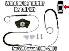 Window Regulator Replacement Repair Kit For VW Passat 1996 - 2005 Front Right