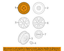 NISSAN OEM 07-12 Sentra-Steel Wheel 403009AD0A