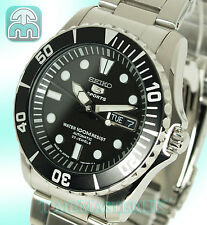 SEIKO 5 SPORTS MEN'S AUTOMATIC DIVER STYLE SNZF17J1 SNZF17