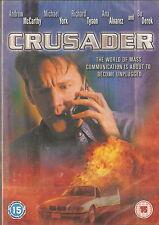 CRUSADER - Andrew McCarthy, Michael York, Bo Derek (NEW/SEALED DVD 2005)