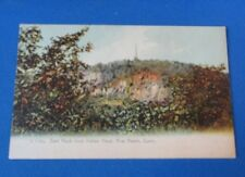 Postcard(s) - CONN - East Rock from Indian Head, New Haven Conn.