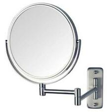 Magnifying Makeup Mirror, New, Wall Mounted 8, Times Magnification