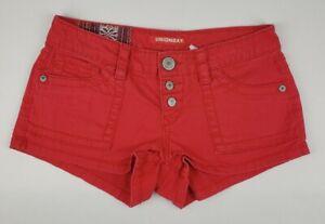 Union Bay Red Chino Shorts Size 3
