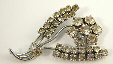 Vintage Art Deco Costume Jewellery Brooch LAYBY AVAILABLE