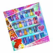 Brand New Disney Princess 18 pieces Nail Polish Gift Set