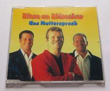 Blom un Blömcher - Uns Muttersproch - SINGLE CD - MAXI CD - M-CD