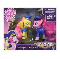 "My Little Pony Friendship is Magic Wonderbolts Fluttershy & Pinkie Pie 3"" Figure"