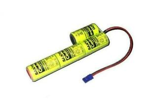Empfängerakku, Langlebig Panasonic L-Form KR-1800SCE 4.8V1800mAh