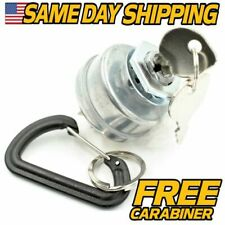 Replaces Dixon 4197 Starter Ignition Switch w/ 2 Keys & FREE Carabiner