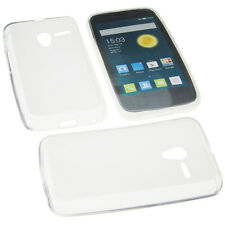 Case for Alcatel One Touch Pixi 3 4.0 3G/4G Cell Phone Case TPU Transparent