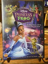 The Princess and the Frog (Dvd, 2010) Used
