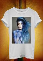 Halsey Ashley Nicolette Music Novelty Men Women Unisex T Shirt Tank Top Vest 39