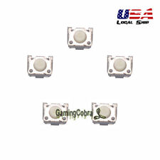 5PCS Repair Parts LR L/R Button Shoulder Trigger For Nintendo DS Lite DSi XL/LL