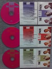 The Rat Pack  3 x Jukebox CDs for NSM Jukeboxes + matching Title Cards