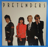 """THE PRETENDERS SELF 1980 ORIGINAL """"BRASS IN POCKET"""" GREAT CONDITION! VG+/VG+!!A"""