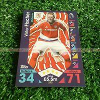 16/17 Manchester United - Middlesbrough Base Card Match Attax 2016 2017