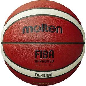 Molten B7G4000 Indoor Basketball Fiba Dbb Premium Synthetic Leather Men's Size 7