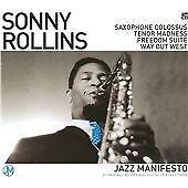 Sonny Rollins - Jazz Manifesto (2009) - Double CD - 21 Tracks.