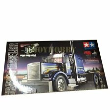Tamiya 1/14 R/C Grand Hauler Tractor Truck Kit On road New in Box #56344