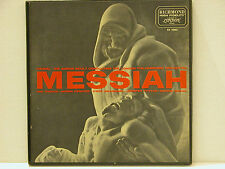 HANDEL MESSIAH - LONDON PHILHARMONIC ORCHESTRA AND CHORUS BOX SET - 3 LPs