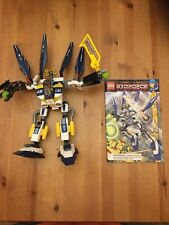 Lego 8103 Exo-force Sky Guardian Complete