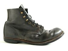 Red Wing Heritage 3341 Charcoal Blacksmith Leather Boots SZ 10.5