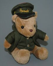 "Vintage Harrods Bear London Doorman 6"" Tall"